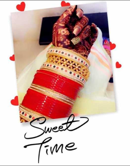 💍 ਵਿਆਹ ਦਾ ਚਾਅ - Sweet Time - ShareChat