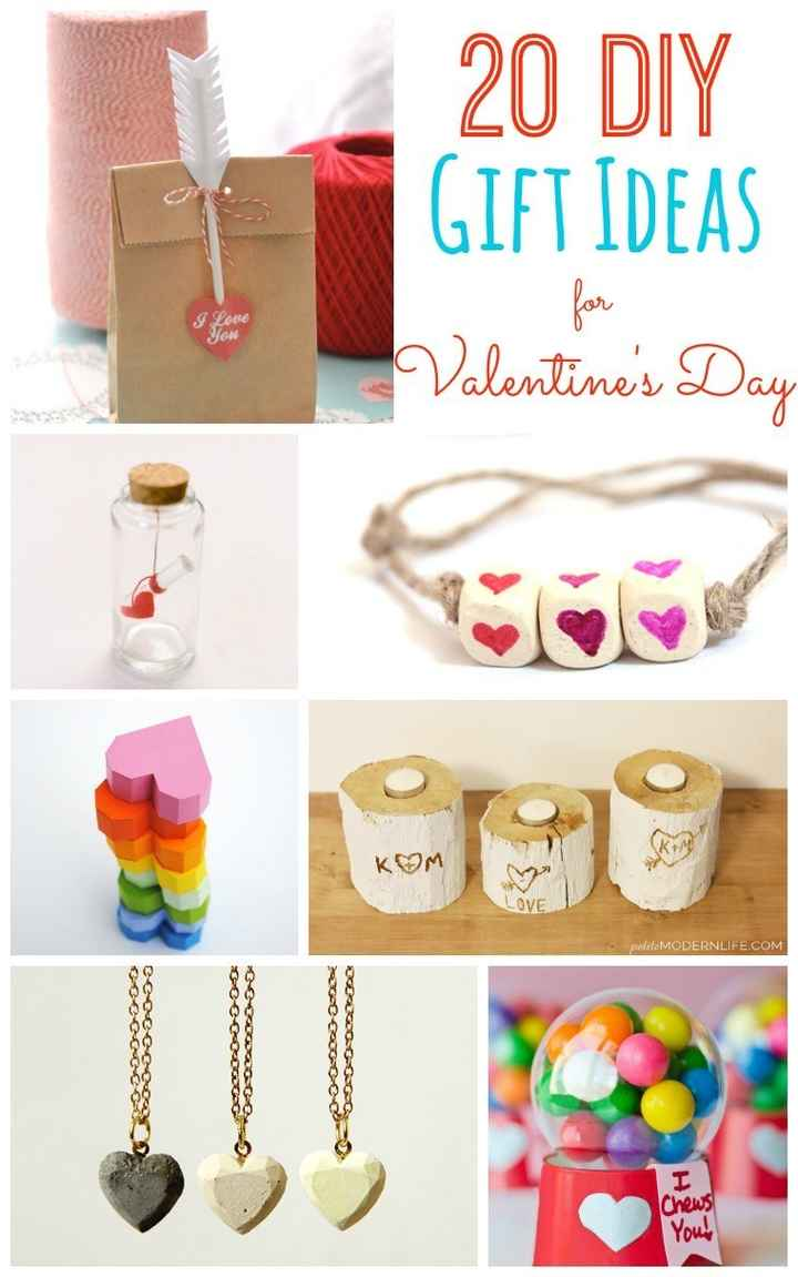 🎁ਵੈਲੇਨਟਾਈਨ ਡੇ Gifts - 20 DIY GIFT IDEAS Valentine ' s Day I Love You LOVE peliteMODERNLIFE . COM Boooooo O000334 C0000 - 30 GOOOOOOOOO - ShareChat