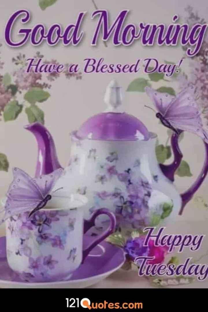 🙏ਸ਼ੁੱਭ ਮੰਗਲਵਾਰ - Good Morning Have a Blessed Day - Happy Tuesday 121Quotes . com - ShareChat