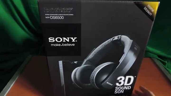🎧ਹੈਡ ਫ਼ੋਨ ਲਵਰਜ਼ - Maison Home MOA DS6500 SONY make . believe 3D SONY SOUND SON - ShareChat