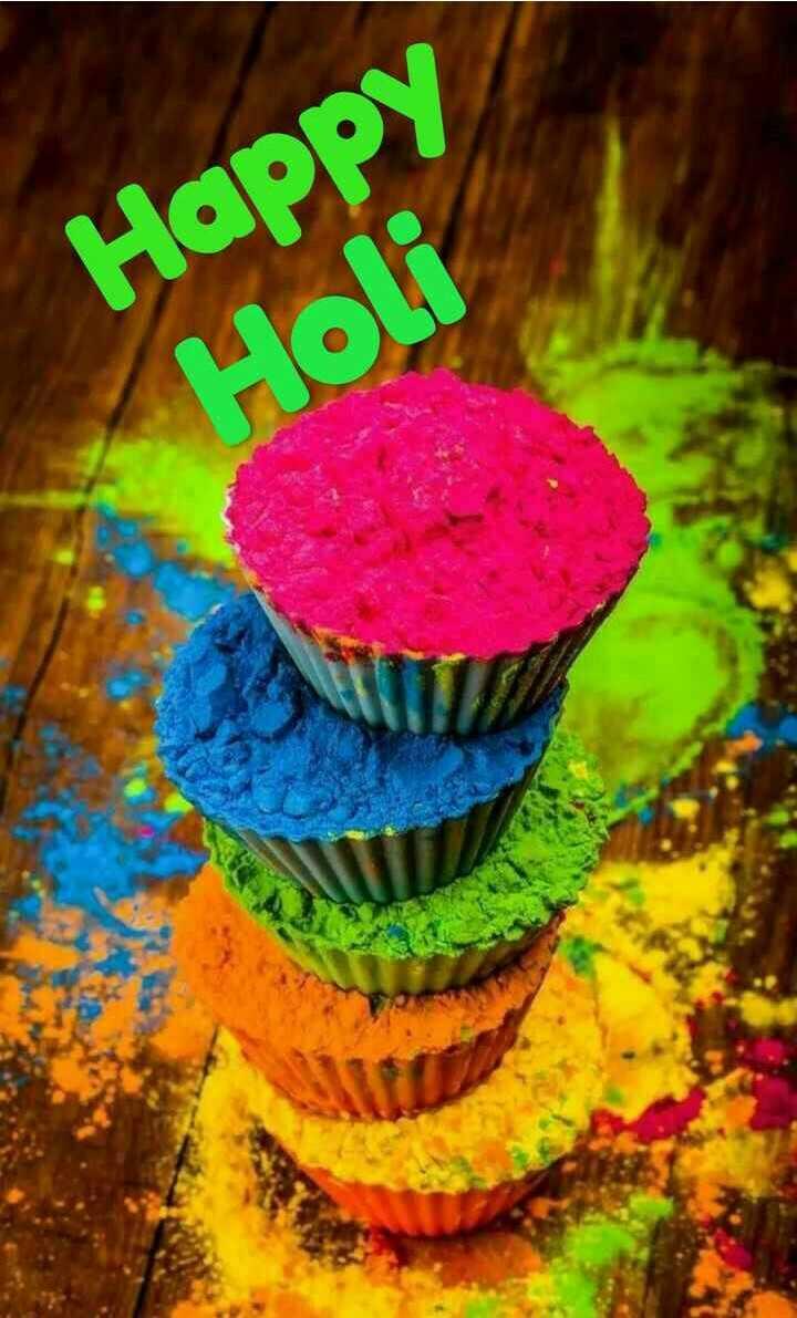 🎨 ਹੋਲੀ ਦੀਆਂ ਵਧਾਈਆਂ - Happy Holi - ShareChat