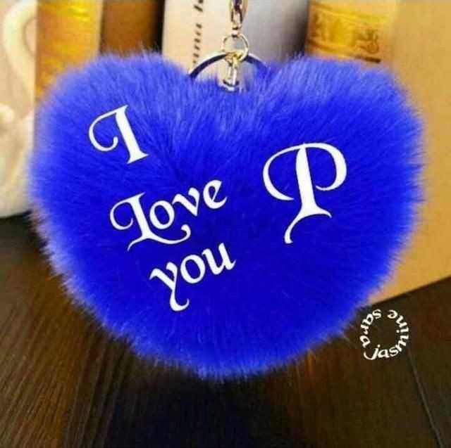 🔠 અક્ષર કળા - Love P you - ShareChat