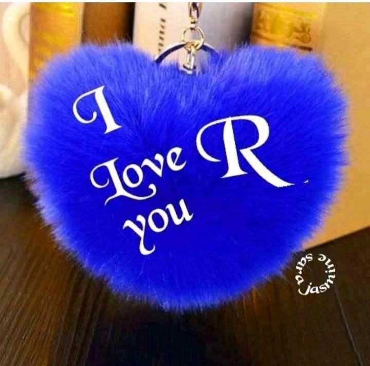 🔠 અક્ષર કળા - Love R . you Aub Vask sm - ShareChat