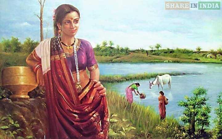 આપણો વારસો આપણી સસ્કુતિ - SHARE IN INDIA - ShareChat