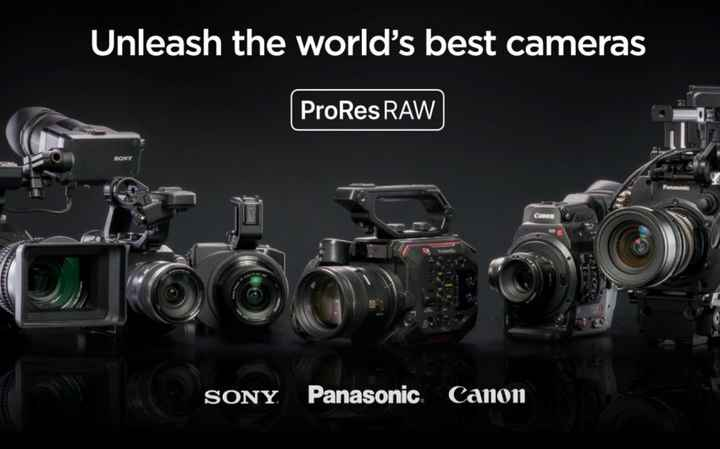 📸 કેમેરા દિવસ - Unleash the world ' s best cameras ProRes RAW SONY Panasonic Canon - ShareChat