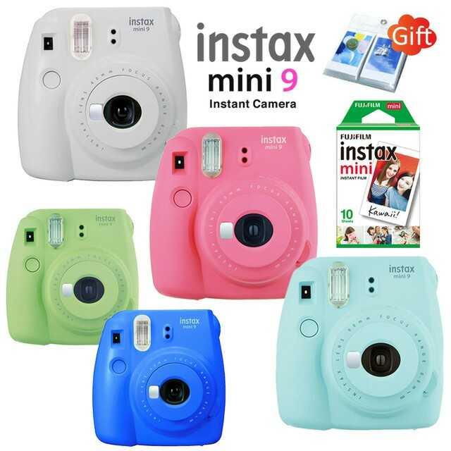 📸 કેમેરા દિવસ - instax mini 9 Gift instax mini 9 Instant Camera FUJ . FILM mini FUJIFILM instax mini 9 instax mini INSTANT FILM 10 Kawaii ! instax instax instax - ShareChat