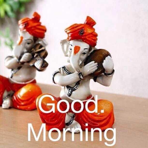 જય ગણેશ - Good . Morning - ShareChat