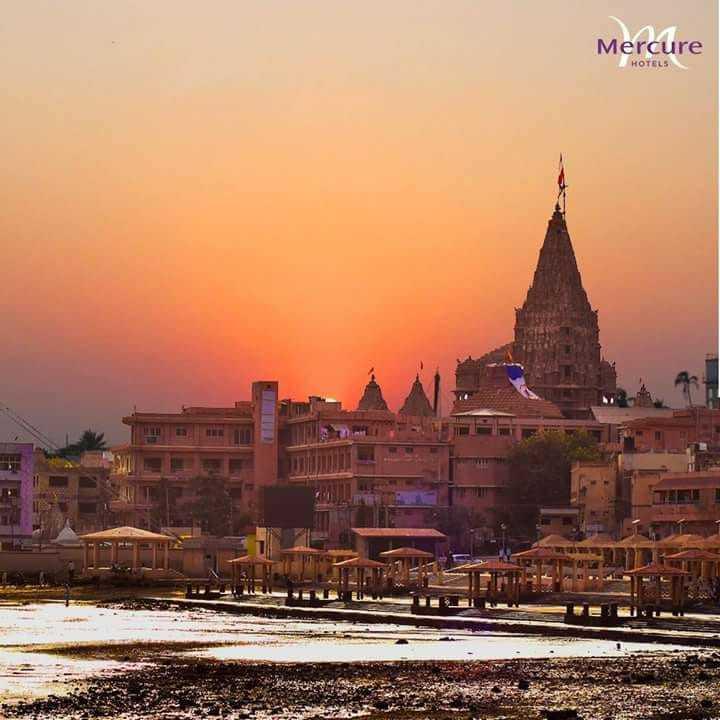જય દ્વારકા ધીશ - Mercure HOTELS 32 - ShareChat