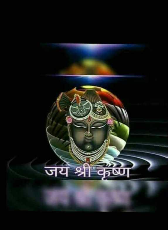 🙏 જય શ્રી કૃષ્ણ - जय श्री कृष्ण - ShareChat