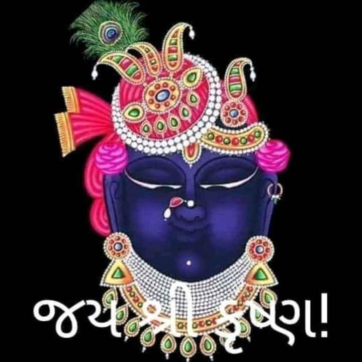 🙏 જય શ્રી કૃષ્ણ - ShareChat