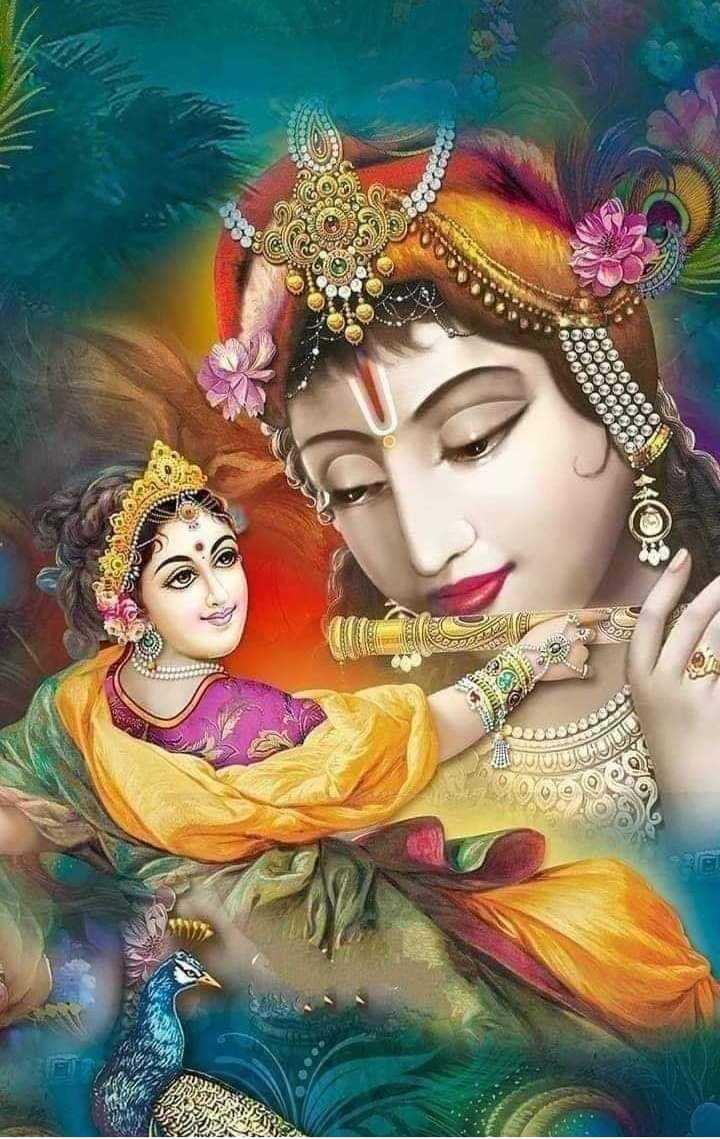🙏 જય શ્રી કૃષ્ણ - VO CHUO - ShareChat
