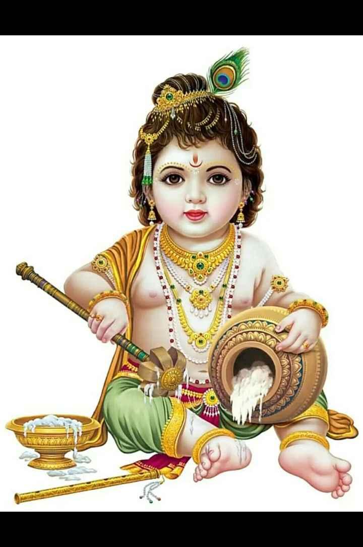 🙏 જય શ્રી કૃષ્ણ - SOYA - ShareChat