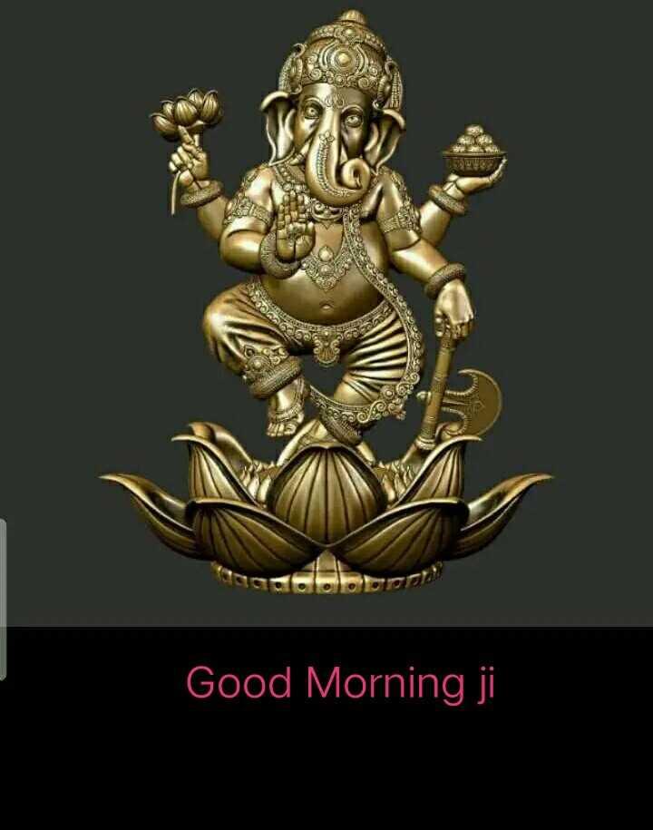 🐀 જય શ્રી ગણેશ - MO Good Morning ji - ShareChat