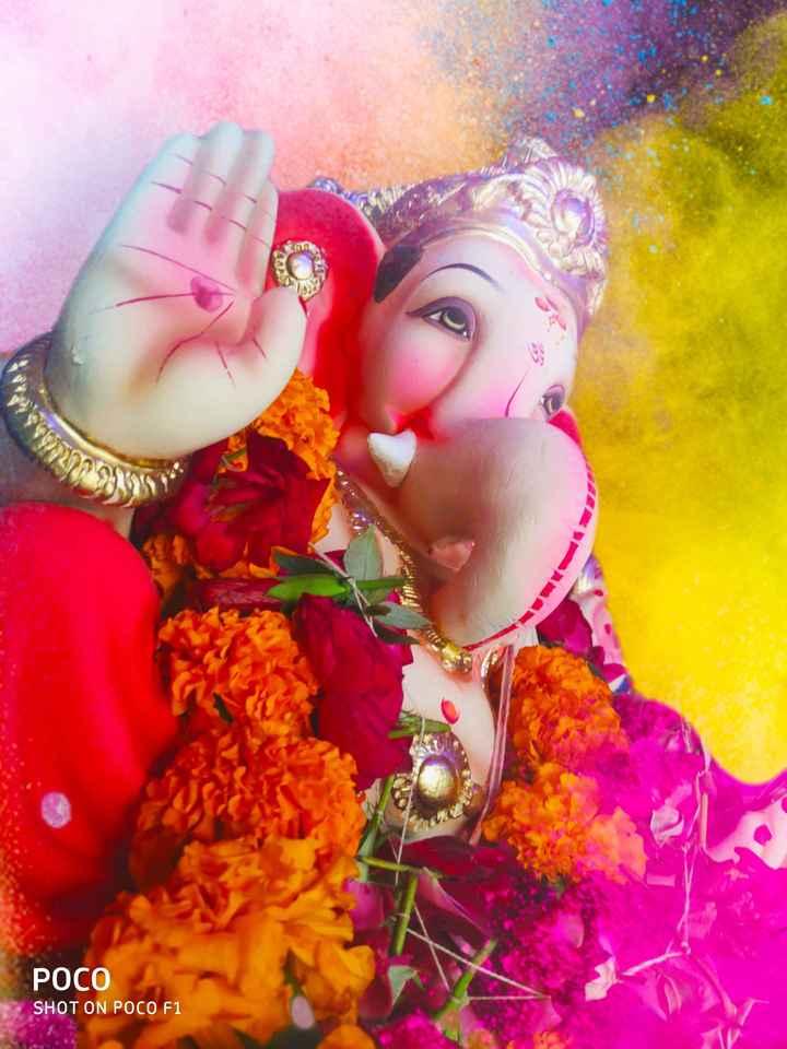 જય શ્રીગણેશ - 2009 POCO SHOT ON POCO F1 - ShareChat