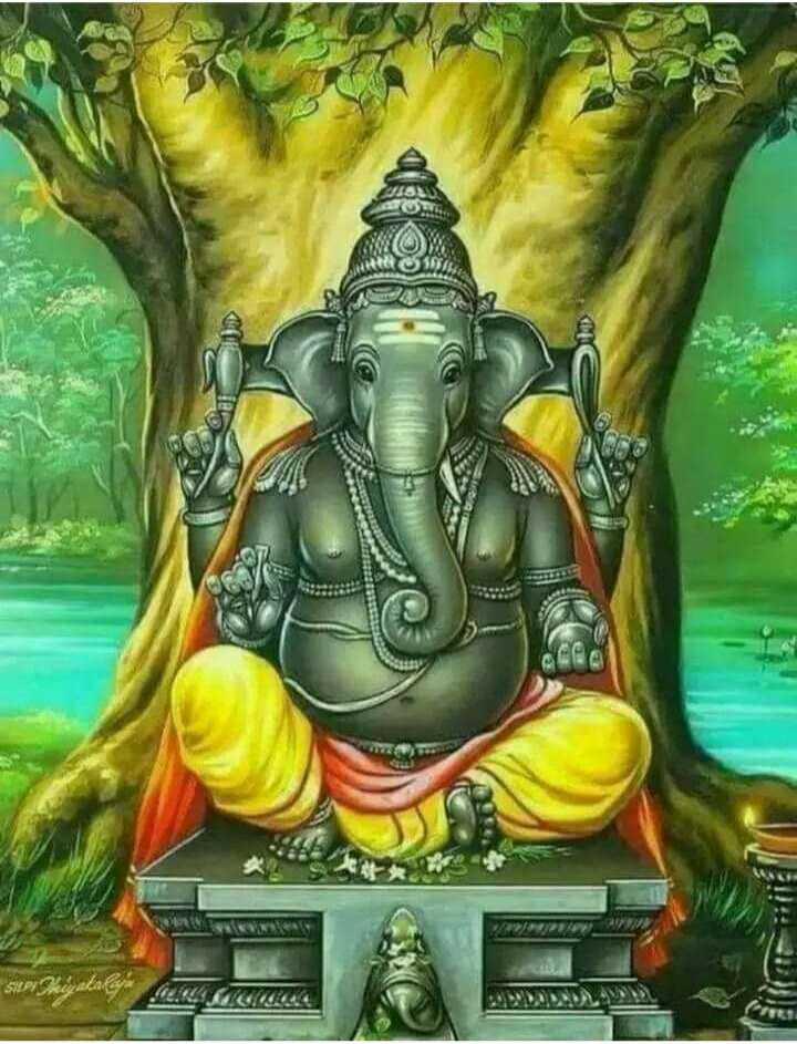 🐀 જય શ્રી ગણેશ - AGAN supy Okiyala eya - ShareChat
