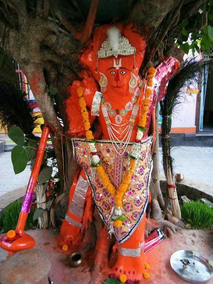 જય હનુમાનદાદા - ShareChat