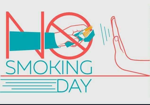 🚭 ધુમ્રપાન નિષેધ દિવસ - SMOKING EDAY = - ShareChat