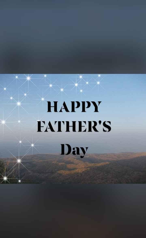 📝 પિતા માટે મારાં શબ્દ - HAPPY FATHER ' S Day - ShareChat