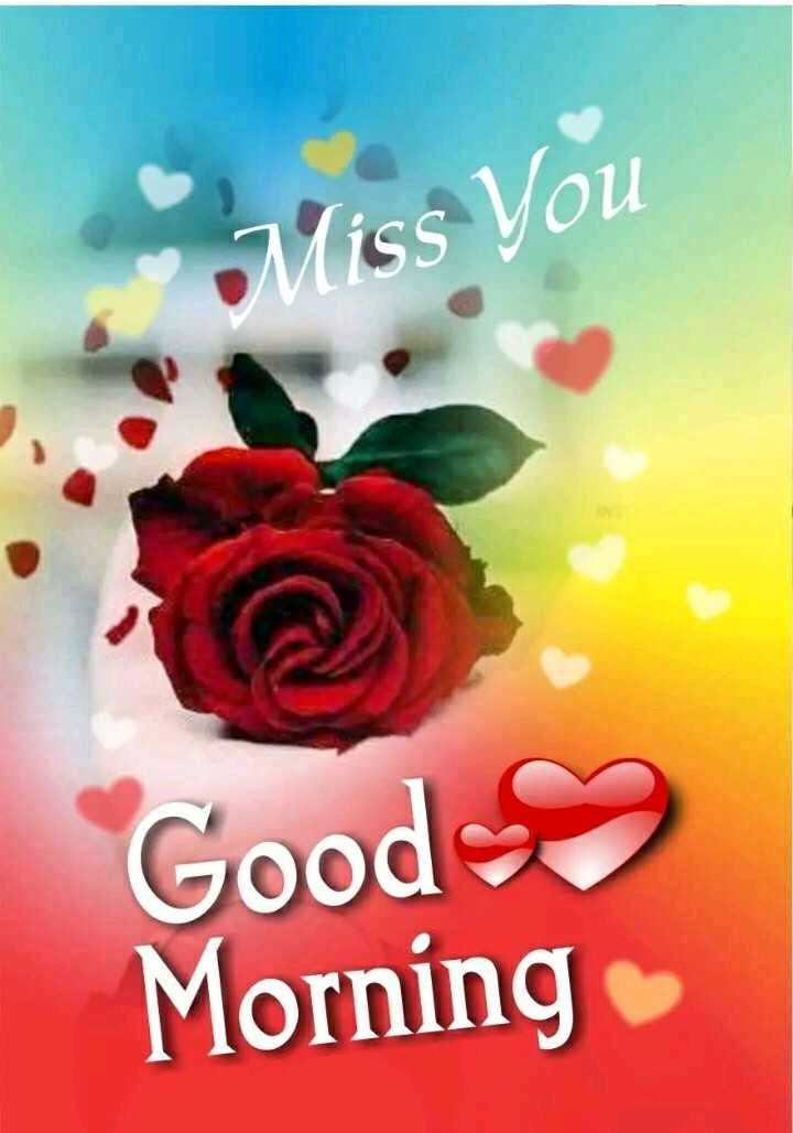 💘 પ્રેમ 💘 - Miss You Good Morning - ShareChat