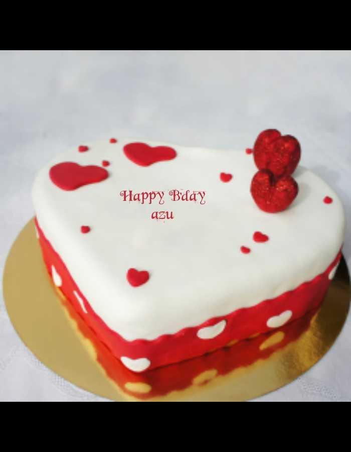 💘 પ્રેમ 💘 - Happy Bday azu - ShareChat