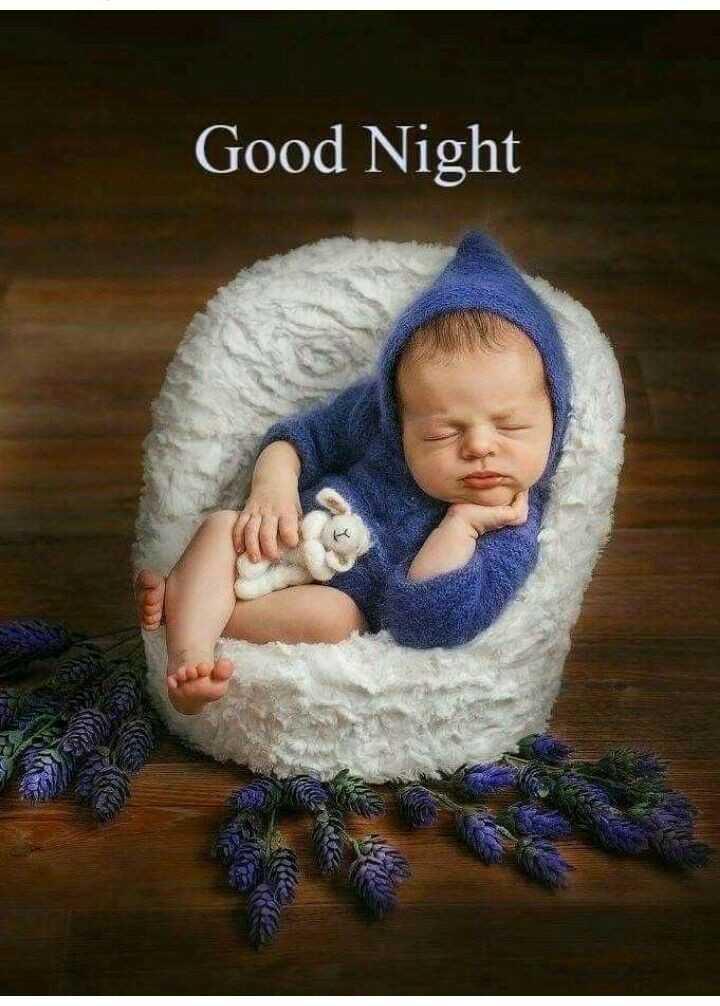 👼 બાળ કળા - Good Night - ShareChat