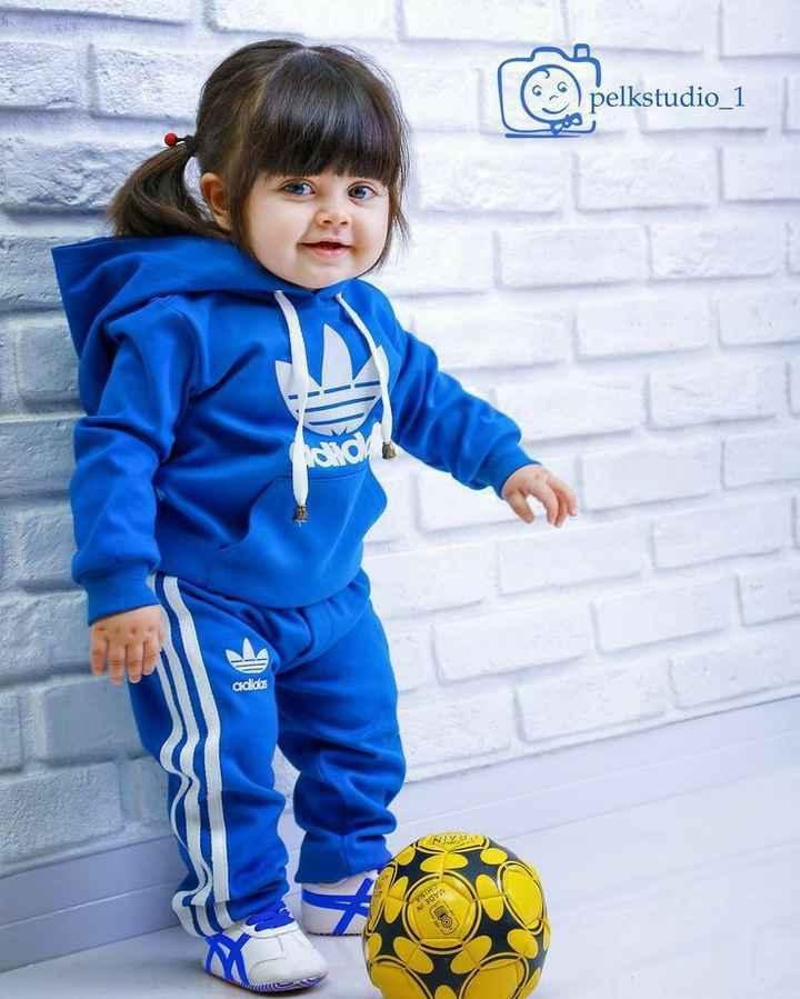 👧 બાળ ફેશન - pelkstudio _ 1 adidas - ShareChat
