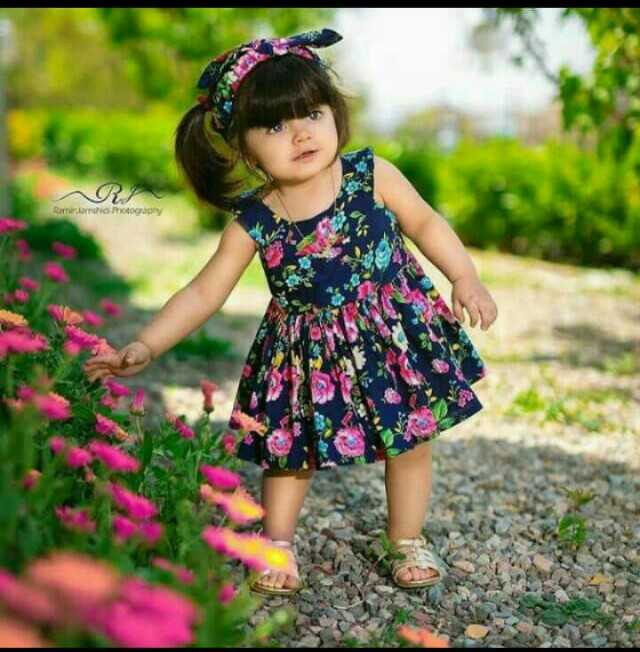 👧 બાળ ફેશન - Ramnitaria Photograpy - ShareChat