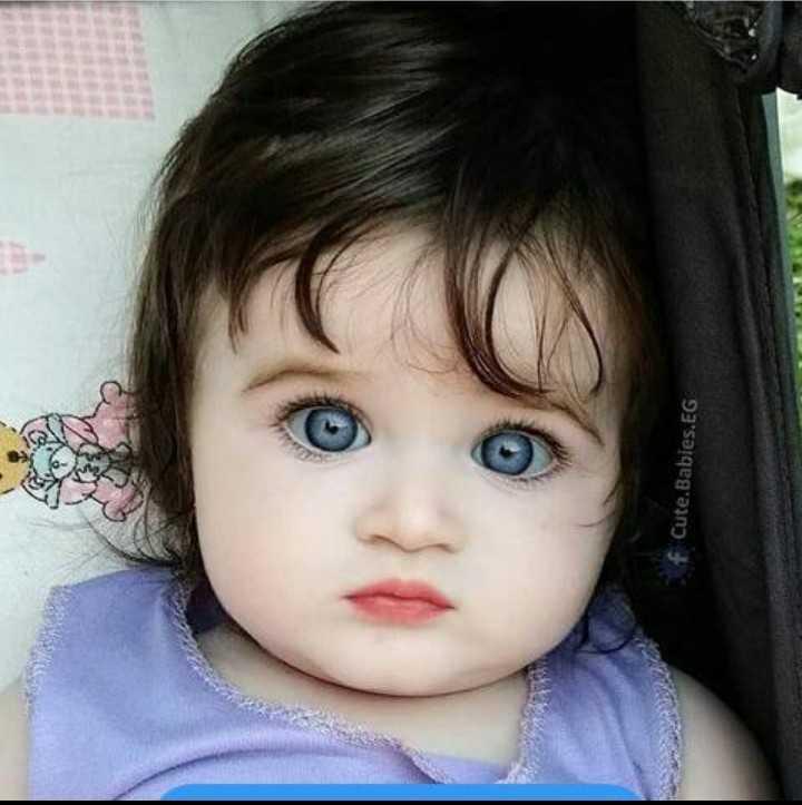 👧 બાળ ફેશન - f Cute Babies . EG - ShareChat