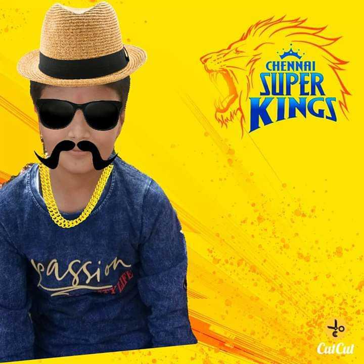 📸 બેસ્ટ ફોટોગ્રાફી - CHENNAI ( SUPER KINGS to CutCut - ShareChat