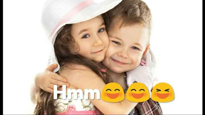 👫 ભાઇ-બહેન પ્રેમ - Hmmares - ShareChat