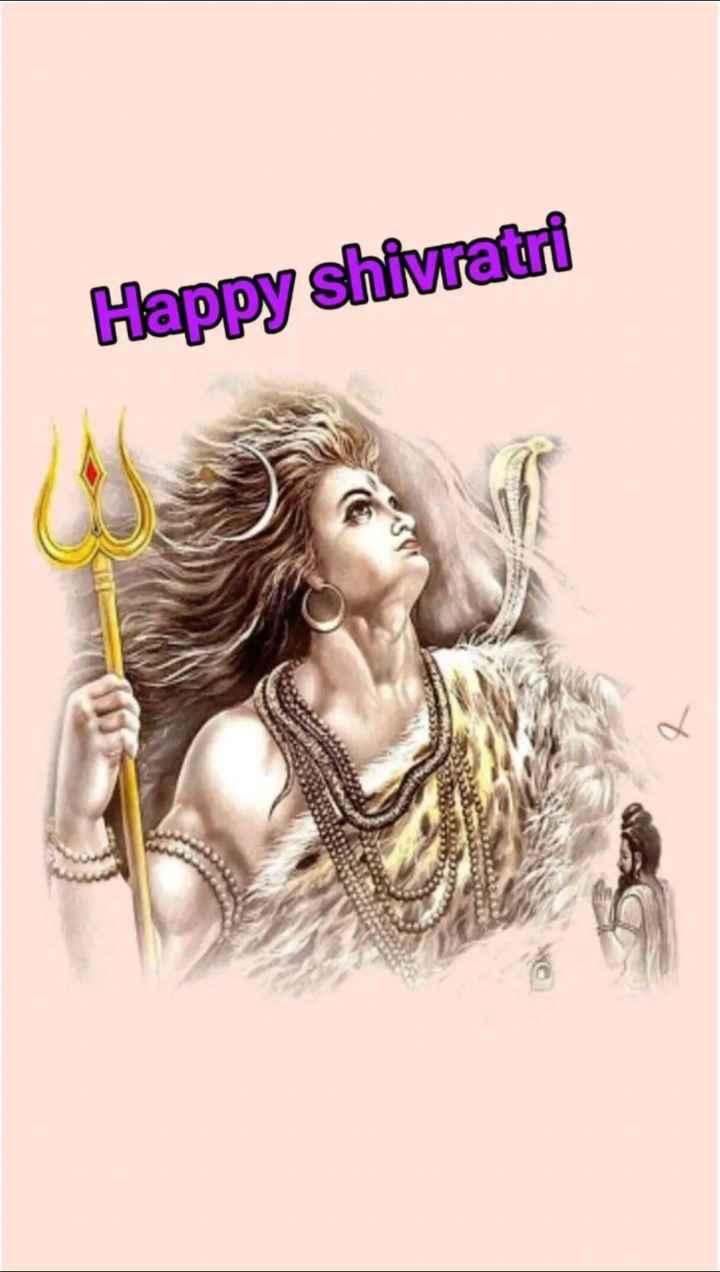 🙏 મહા શિવરાત્રી - Happy shivratri - ShareChat