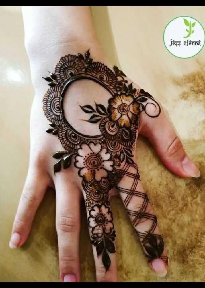 🤲 મહેંદી ડીઝાઇન - jėzz Henna - ShareChat