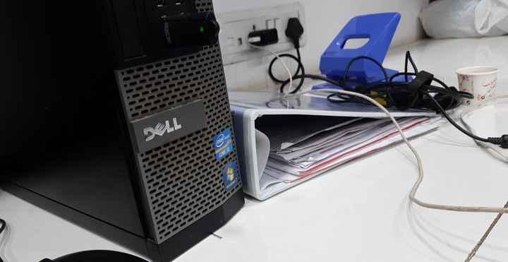 📝 મારાં ભણતરનો વિડિઓ - DOLL intel CORE 73 Windows 7 - ShareChat