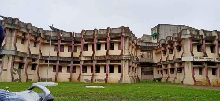 🏫 મારી કોલેજ - TS HALIDAS MARAVDU 5 COLLEGE Wen COM Shot on realme C2 By Bhavesh - ShareChat