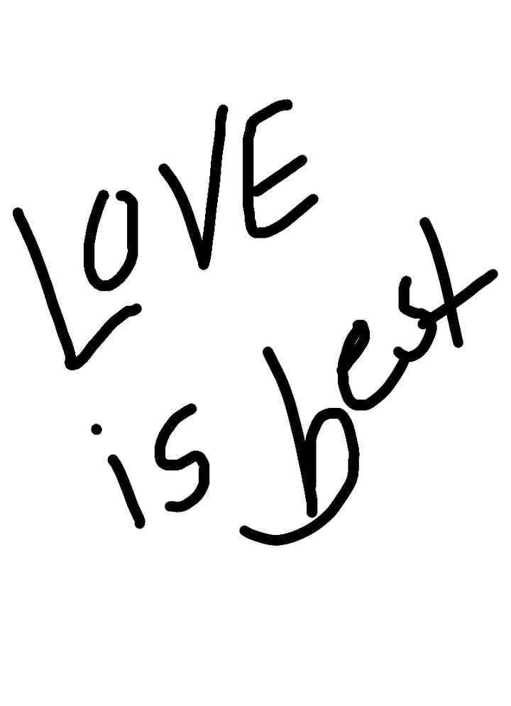 🎨 મારી ચિત્રકલા - LOVE is best - ShareChat