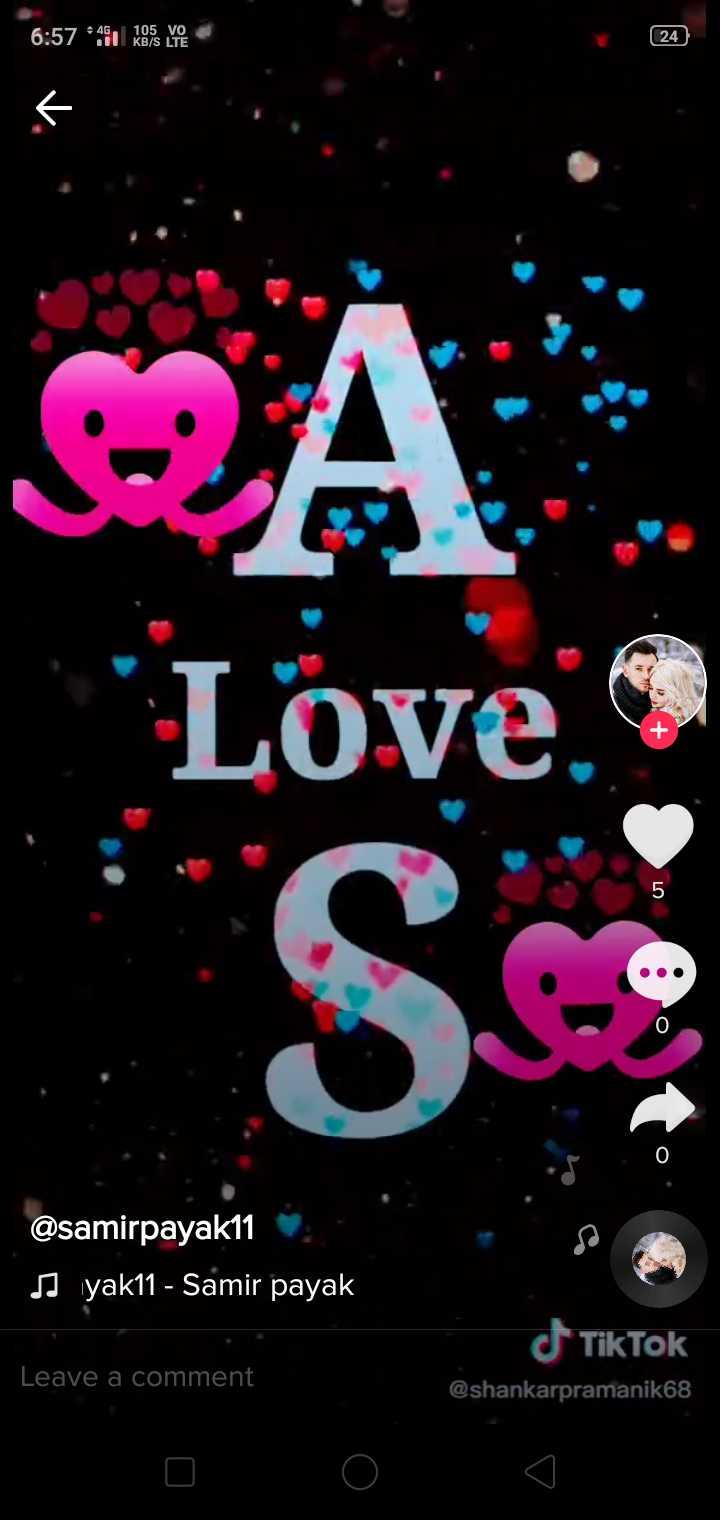 ☔ મારી છત્રી, મારો રેઇનકોટ 🕴 - 6 : 57 * 44 , 855 YLE 24 Love . 0 @ samirpayak11 syak11 - Samir payak Leave a comment @ shankarpramanik68 - ShareChat