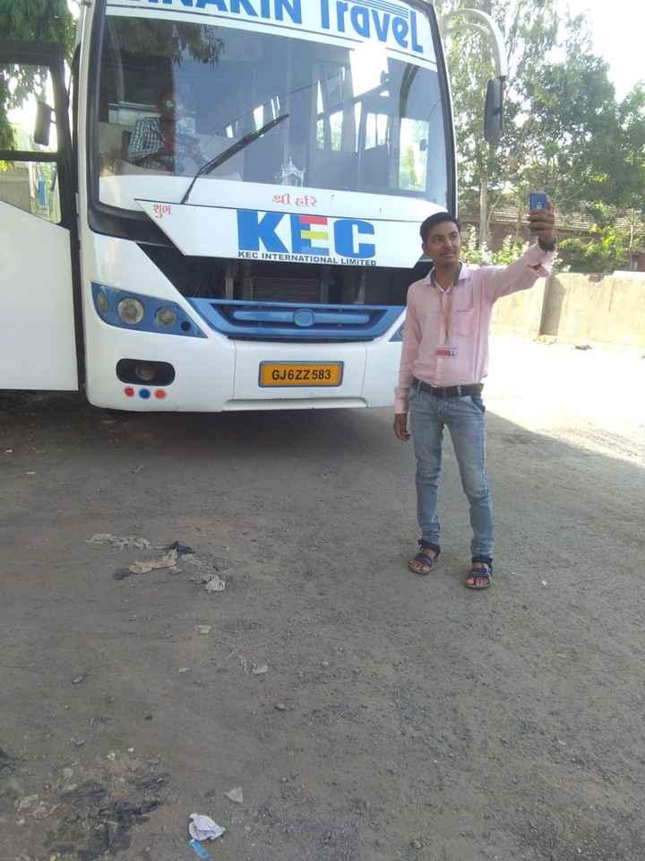📱 મોબાઇલ ફોટોગ્રાફી દિવસ - VANIN Travel 2101 KEC INTERNATIONAL LIMITED GJ6ZZ 583 - ShareChat