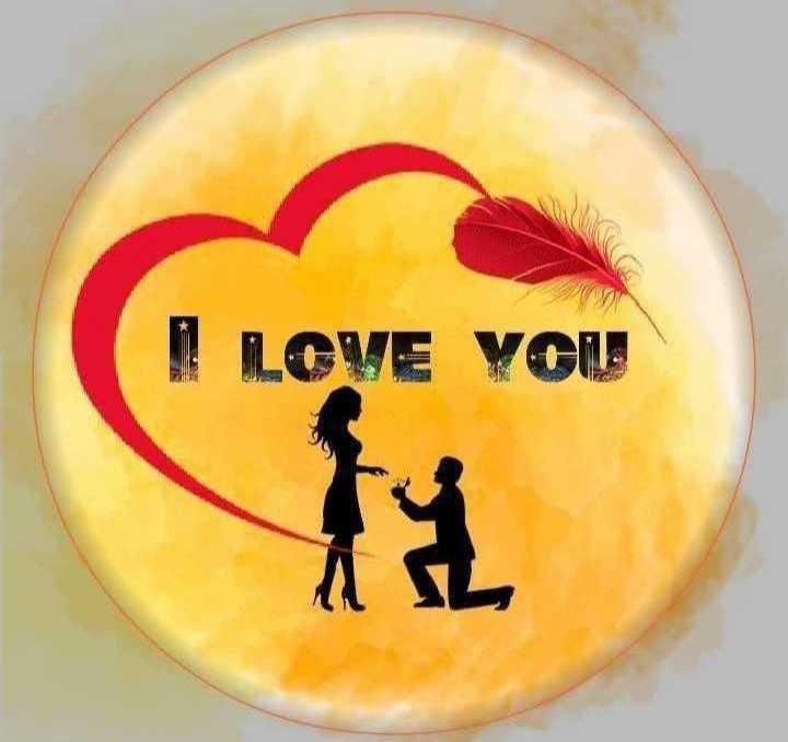 💝 લવ કોટ્સ - I LOVE YOU - ShareChat