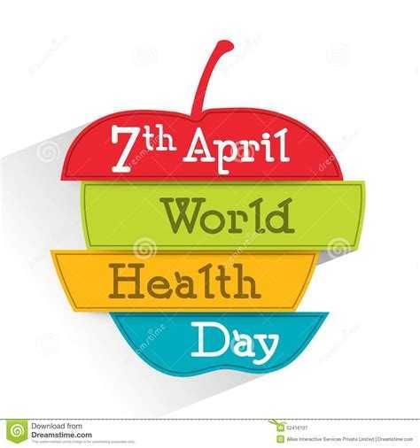 💉 વિશ્વ આરોગ્ય દિવસ - 7th April World Health Day Download from Dreamstime . com - ShareChat