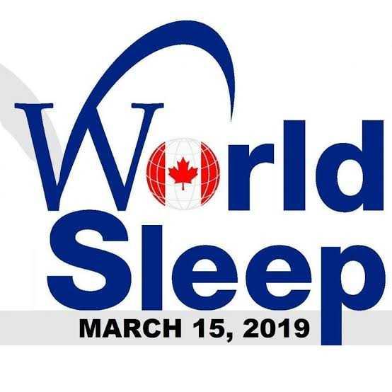 😴 વિશ્વ નિંદર દિવસ - World Sleep MARCH 15 , 2019 - ShareChat