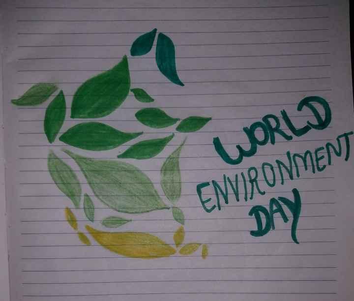 🌍 વિશ્વ પર્યાવરણ દિવસ - WORLD ENVIRONMENT DAY - ShareChat