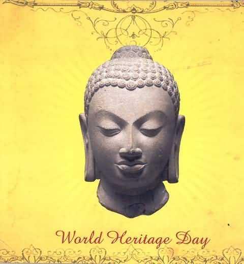 🏫 વિશ્વ વારસો દિવસ - World Heritage Day - ShareChat