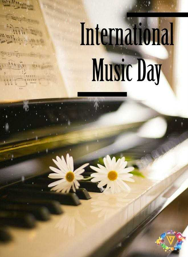 🎶 વિશ્વ સંગીત દિવસ - International Music Day - ShareChat