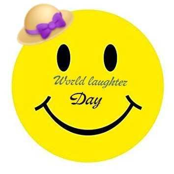 😃 વિશ્વ હાસ્ય દિવસ - World laughter Day - ShareChat