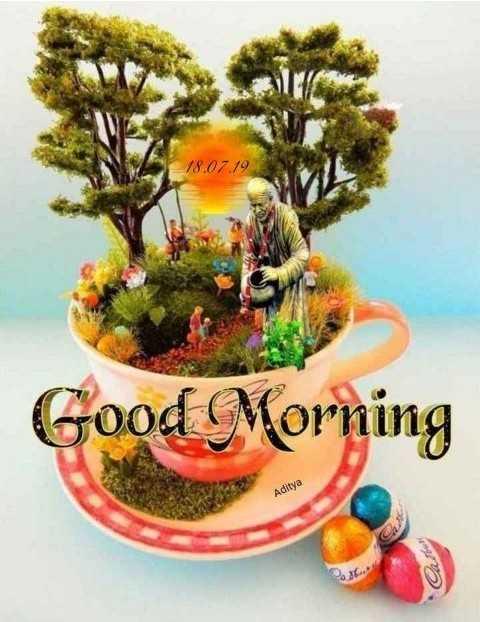 💐 શુભ ગુરૂવાર - 18 . 07 . 19 Good Morning Aditya Cho - ShareChat