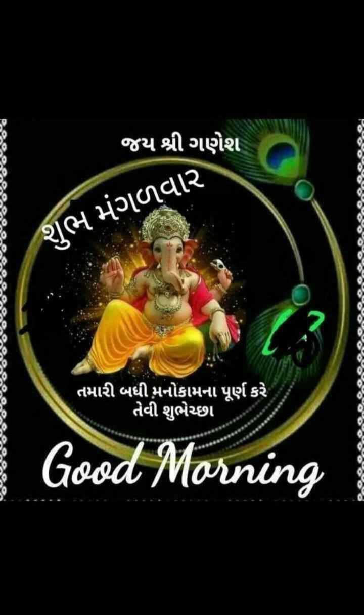 💐 શુભ મંગળવાર - જય શ્રી ગણેશ જs ' શુભ મંગળવાર જs ' તમારી બધી મનોકામના પૂર્ણ કરે તેવી શુભેચ્છા Good Morning - ShareChat