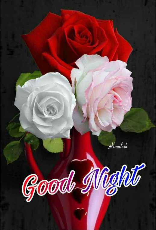 🌙 શુભરાત્રી - Kamlesh Good Night - ShareChat