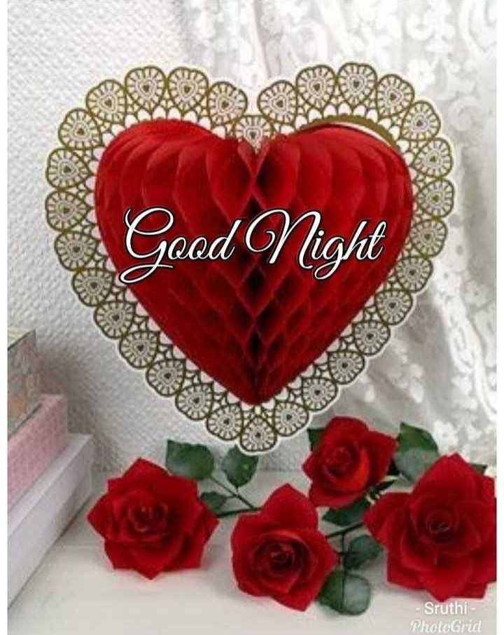🌙 શુભરાત્રી - Good Night - Sruthi PhotoGrid - ShareChat