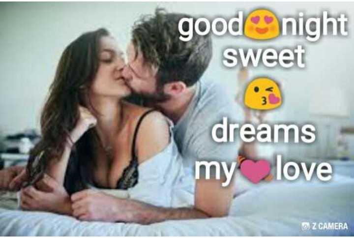 🌙 શુભરાત્રી - good night sweet dreams my love OZ CAMERA - ShareChat