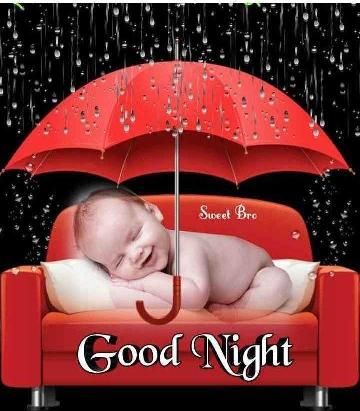 🌙 શુભરાત્રી - Sweet Bro Good Night - ShareChat